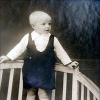 Витя. Ребёнок войны. 1939 год :: Нина Корешкова