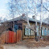 Дома Иркутские. :: brewer Vladimir