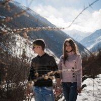 влюбленные в горы... :: Батик Табуев