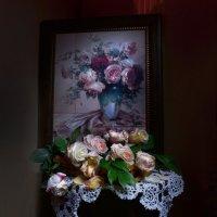 ...словно яркие сны о цветах... :: Валентина Колова