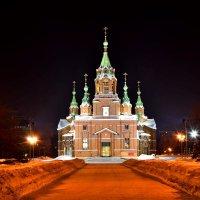 Зимний вечер :: Виктор Прохоренко
