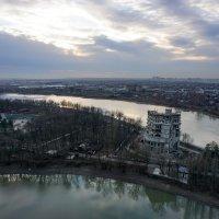 Река Кубань в Краснодаре :: Андрей Майоров