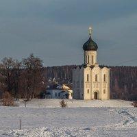 дорожка к храму :: Сергей Цветков