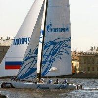 Полный вперед! :: Валентина Харламова