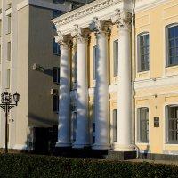 Здание арбитражного суда г.Нижний Новгород :: Алексей Афанасьев