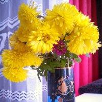 yelow flowers :: ~ Backstage ~ N.