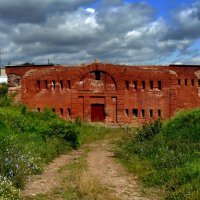 старый бастион :: Александр Прокудин