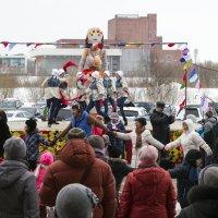 Северодвинск. Масленица (8) :: Владимир Шибинский