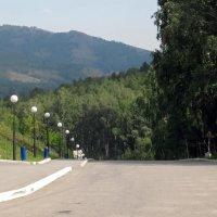 Дорога в горах :: Вера Щукина