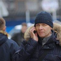 Важный звонок. :: Leonid Volodko