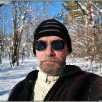 Слепит февральское солнце! :: Андрей Заломленков