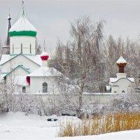 церковь Сергея Радонежского :: Елена