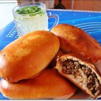 Пирожки с бульоном :: Лидия (naum.lidiya)