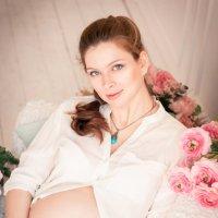 Прекрасная Светлана в ожидании малыша :: Екатерина (Rumina) Кузнецова