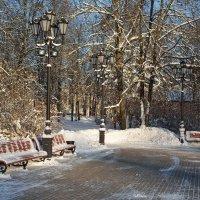 Зимний этюд 32 :: Константин Жирнов