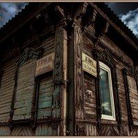 На углу старинного дома. :: Laborant Григоров
