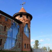 Рыцарский замок Nesselbeck под Калининградом :: Elena N