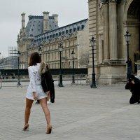 Париж. :: Galina Belugina