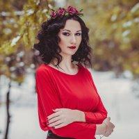 Лесная сказка :: Анастасия Дудецкая