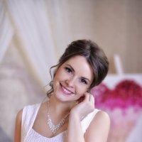 счастливая невеста :: Ольга Гребенникова