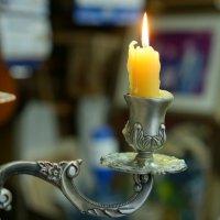 Свеча горела ... :: IURII