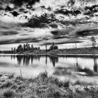 Озеро :: Вадим Смирнов
