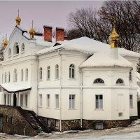 Успенский мужской монастырь. :: Laborant Григоров