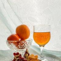Натюрморт с фруктами :: Александр Ефименко