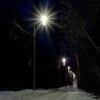 плачущие фонари :: Дмитрий Паченков