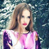 Зимняя красавица3 :: Ольга Белёва