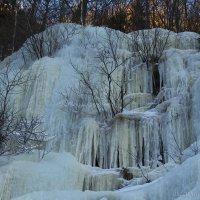 водопады :: василиса косовская