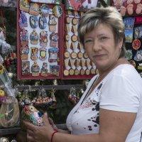 Сувениры - это серьезно :: Владимир Кроливец
