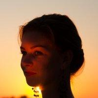 В лучах заката...... :: Ольга Козинец