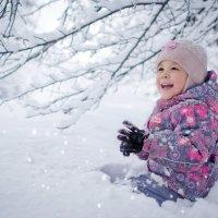 Зимняя сказка_1 :: Ксения Орлова