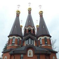 Храм Рождества Иоанна Предтечи в Юкках. :: Марина Харченкова
