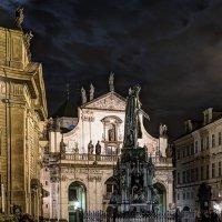 Прага :: Michael & Lydia Militinsky
