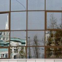 Городские  окна... :: Валерия  Полещикова