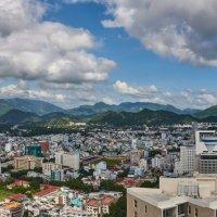 Вьетнам. Нячанг. Северная панорама города и побережья :: Минихан Сафин