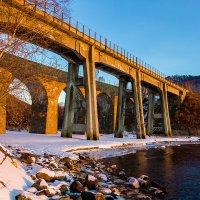 Новый и старый мосты :: Анатолий Иргл