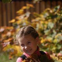 Осенние радости :: Марина Болотова