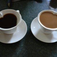 Кофе для двоих :: Ольга