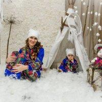 В зимней студии :: Андрей Куприянов