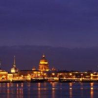 Вид на Неву с Заячего острова :: Алексей Корнеев