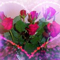 Пусть любовь озаряет Вашу жизнь! :: Nina Yudicheva