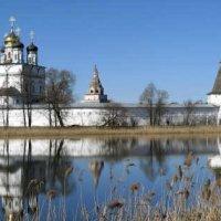 Иосифо-Волоцкий монастырь :: Тимофей Черепанов