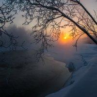 Солнце восходит на Востоке :: Борис Швец