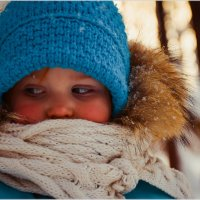 Зимняя прогулка :: Елена Гажиу