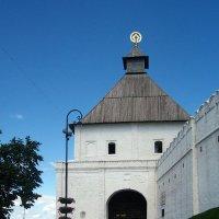 Тайницкая башня :: Grey Bishop