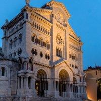 Кафедральный собор в Монако :: Witalij Loewin