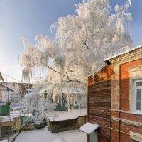 Зима в городе :: Ирина Корпачева